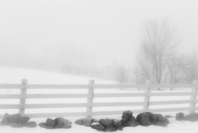 Zachodni Maine gospodarstwo rolne obrazy royalty free