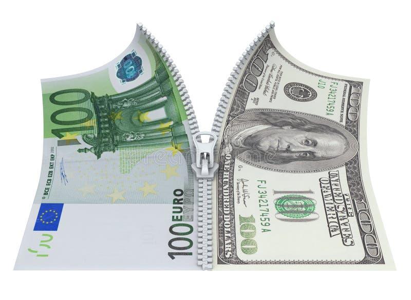 zachodni monetarny zjednoczenie royalty ilustracja