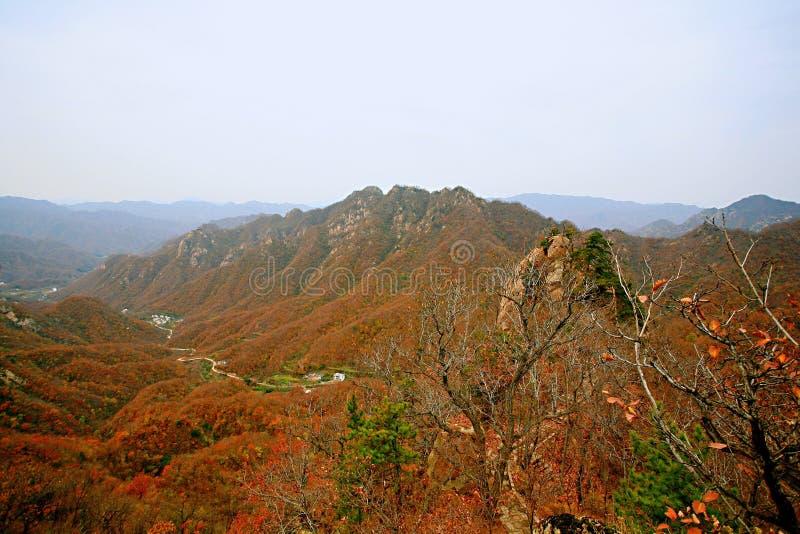 Zachodni Taishan, Ruyang obrazy royalty free