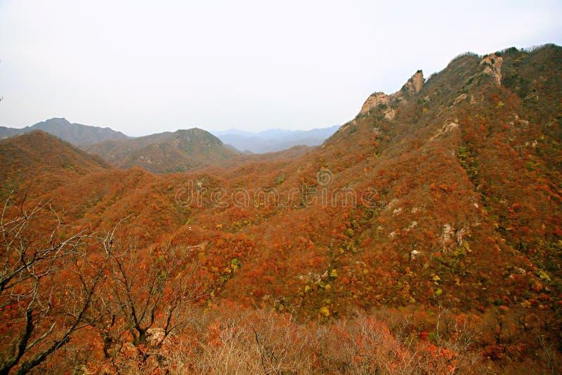 Zachodni Taishan, Ruyang obraz stock