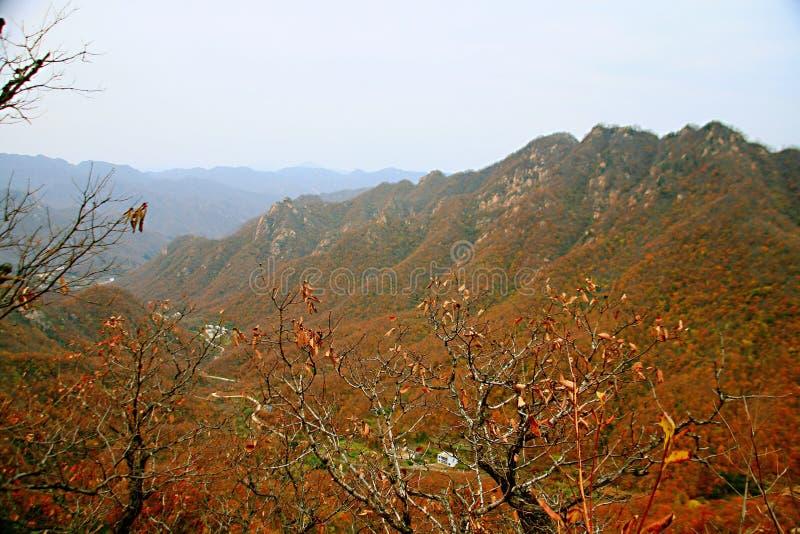 Zachodni Taishan, Ruyang obraz royalty free