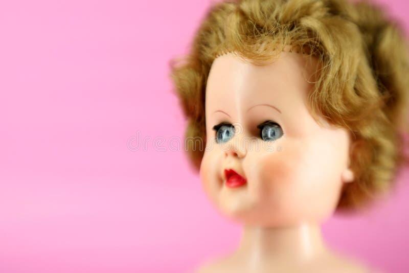 Zacht Doll van de Nadruk royalty-vrije stock afbeelding