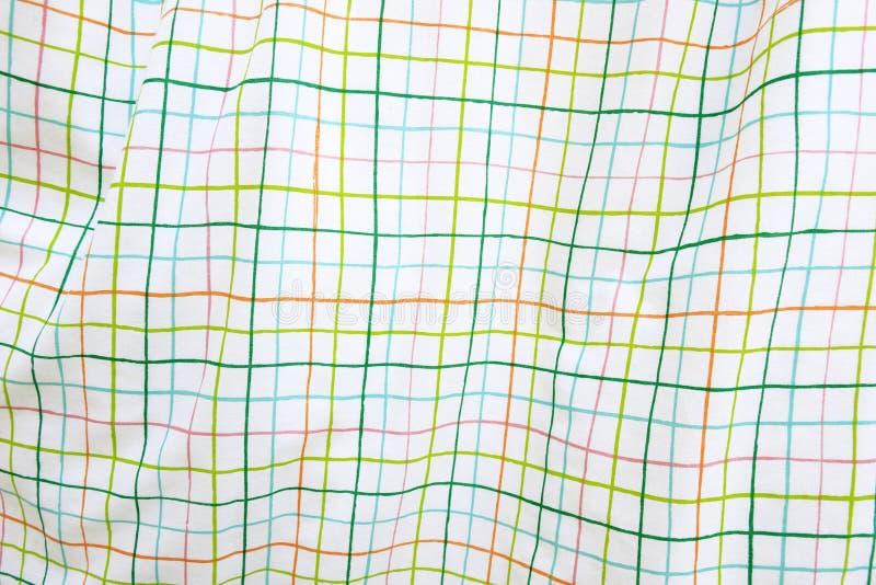 Zacht-kleurenachtergrond met gekleurd strepenpatroon royalty-vrije stock foto