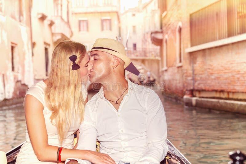 Zacht paar in liefde royalty-vrije stock afbeelding