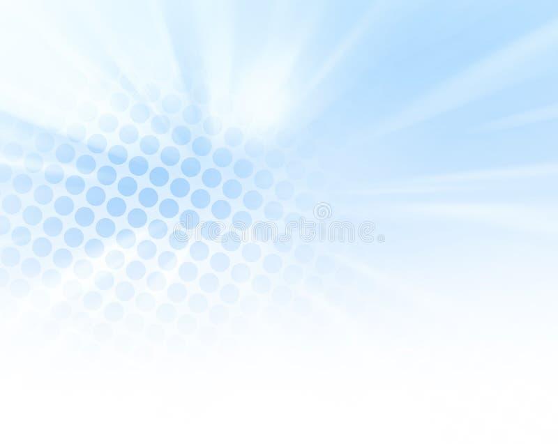 Zacht vlekpatroon vector illustratie