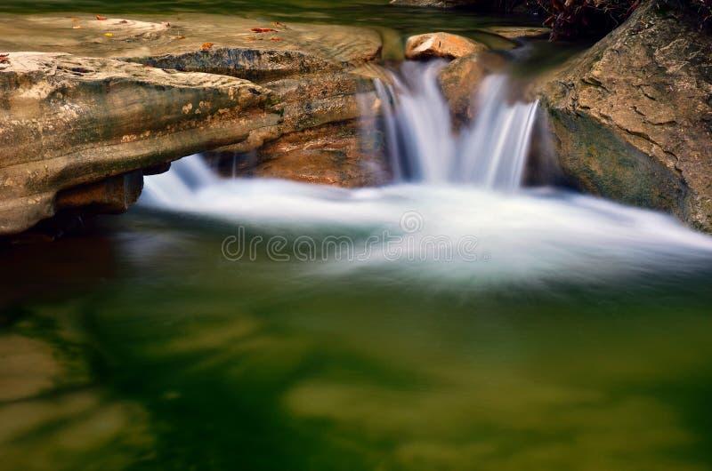 Zacht Water stock foto