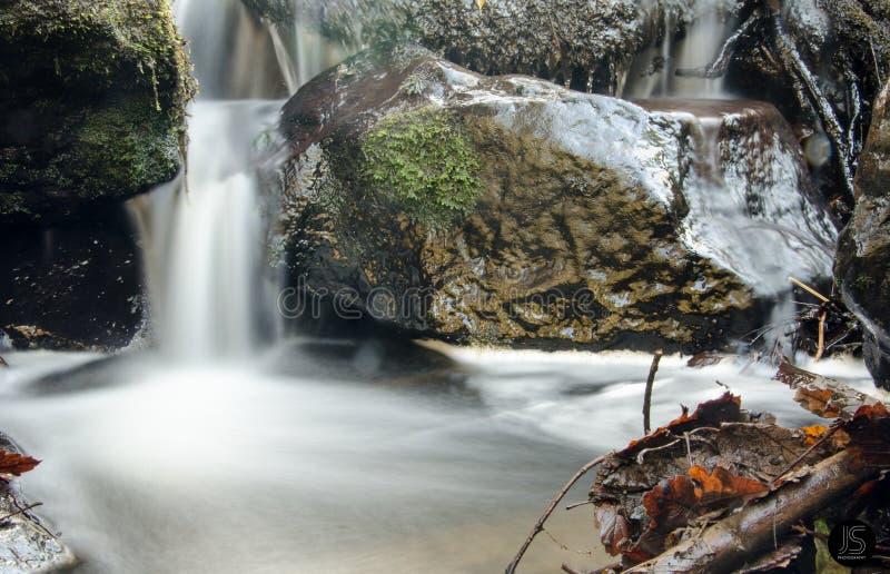 Zacht Water royalty-vrije stock afbeelding