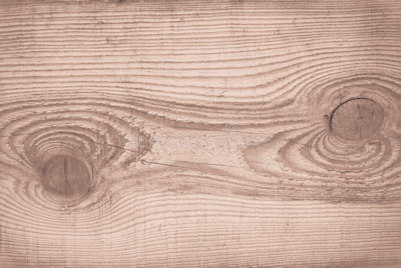 Zachte bruine houten oppervlakte Abstracte lichte houten textuurachtergrond Oude document textuur De uitstekende achtergrond van  royalty-vrije stock afbeeldingen