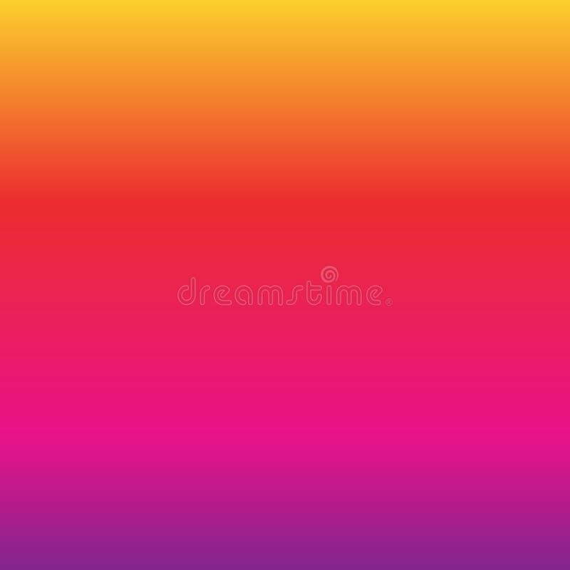 Zachte en vlotte abstracte elegant, de achtergrond van het gradiëntnetwerk royalty-vrije illustratie