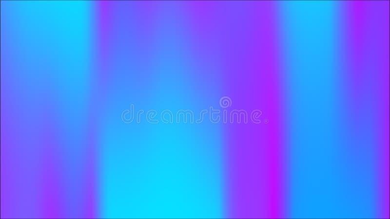 Zachte kleurenachtergrond Modern het schermontwerp voor mobiele toepassing Zachte kleurengradi?nten het 3d teruggeven royalty-vrije illustratie