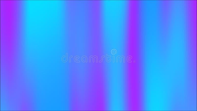 Zachte kleurenachtergrond Modern het schermontwerp voor mobiele toepassing Zachte kleurengradi?nten het 3d teruggeven stock illustratie
