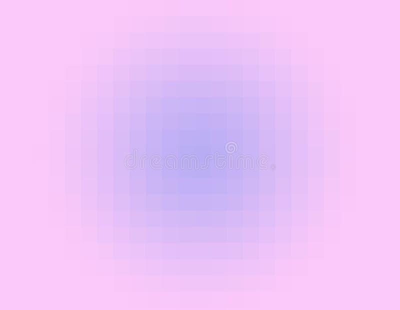 Zachte roze en purpere achtergrond royalty-vrije illustratie