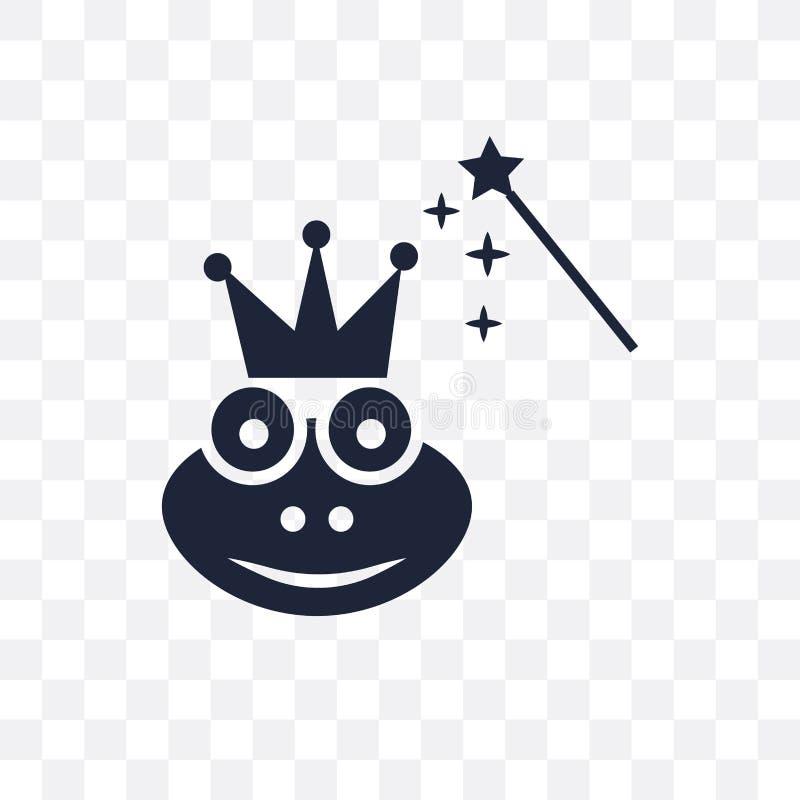 zachwyt przejrzysta ikona zachwyta symbolu projekt od Fai royalty ilustracja