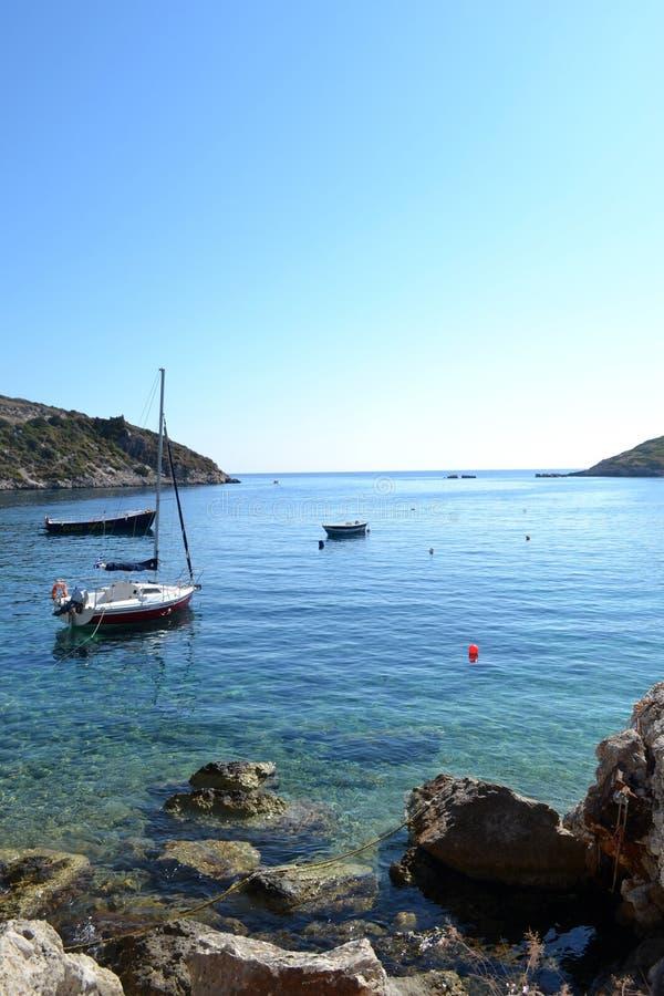 Zacinto, Grecia immagine stock libera da diritti