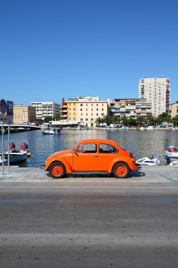 VW ścigi oldtimer obrazy stock