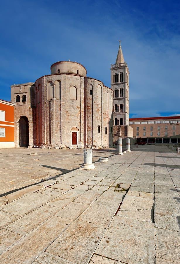 Zadar, Croacia fotos de archivo libres de regalías