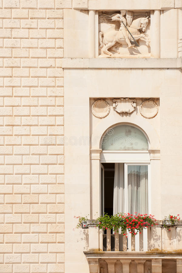 Zadar old window royalty free stock images