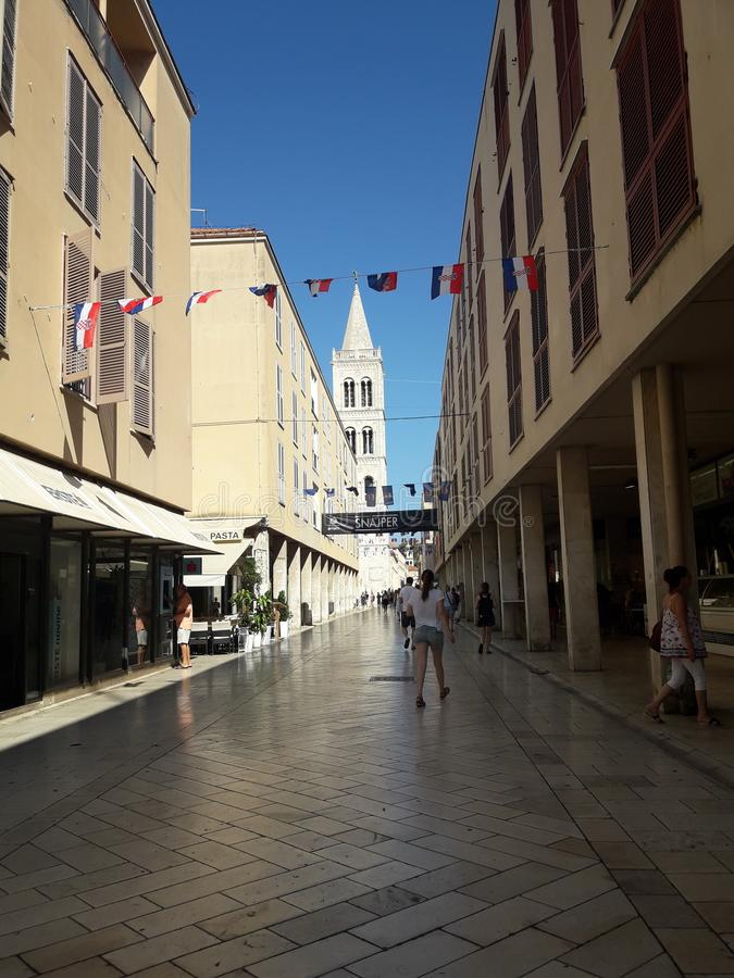 Zadar photos stock