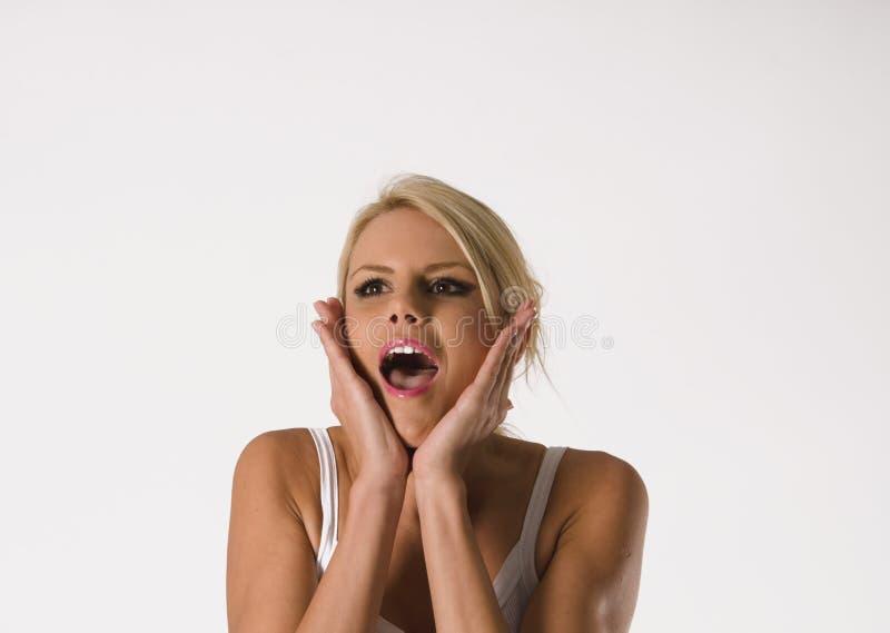 Zadziwiająca młoda kobieta