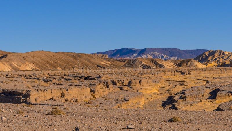 Zadziwiający Śmiertelny Dolinny park narodowy na słonecznym dniu zdjęcie royalty free
