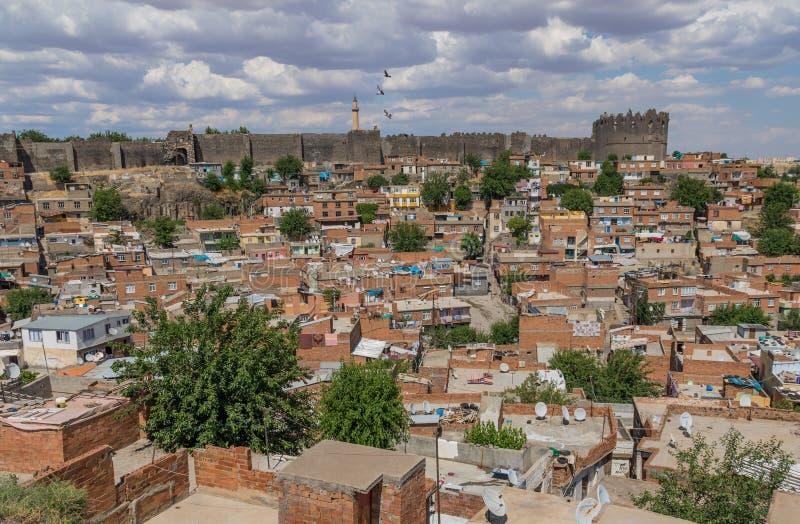 Zadziwiający piękno Dyarbakir, Turcja fotografia stock