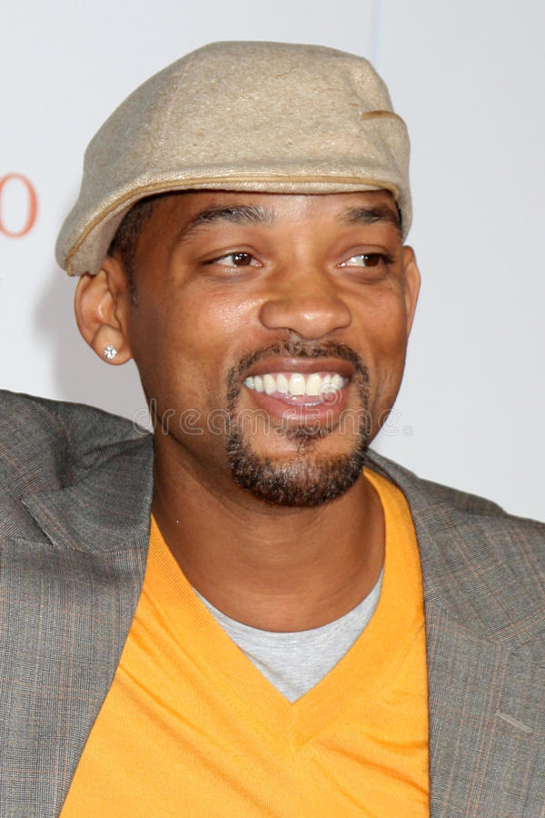 Zaffiro, Will Smith fotografia stock