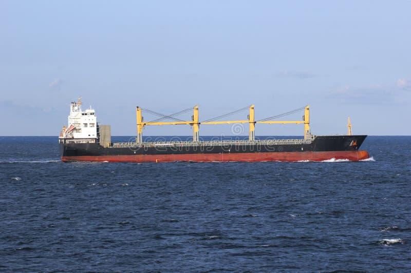 Zafrachtowanie statek zdjęcie royalty free