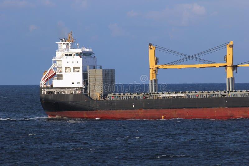 Zafrachtowanie statek obrazy royalty free