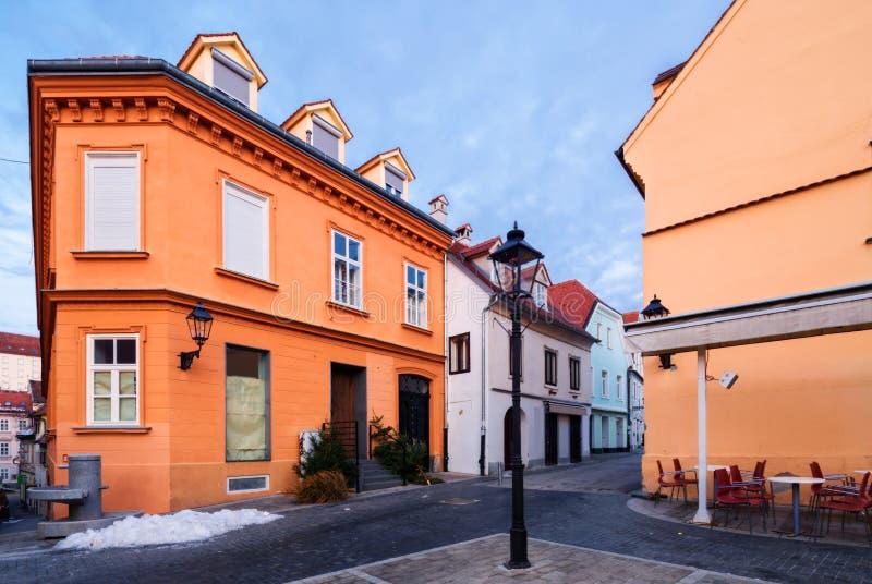 Zagabria, Croazia immagini stock