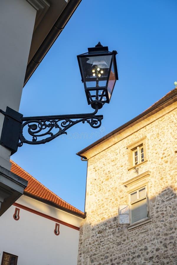 Zagabria, Croazia immagine stock libera da diritti