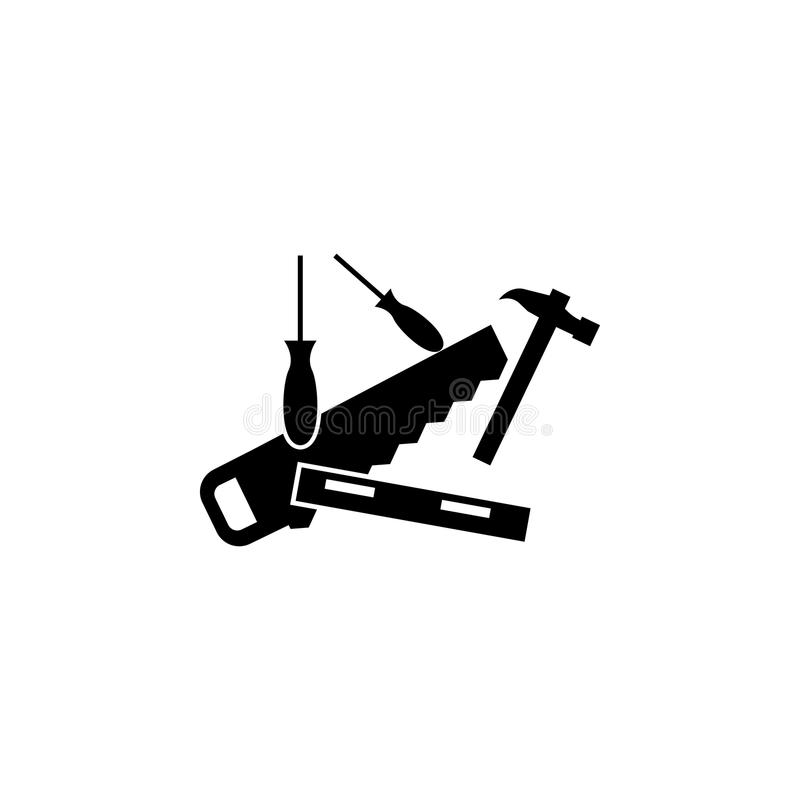 Zagracenie w toolsï ¿ ½ ikonie ilustracji