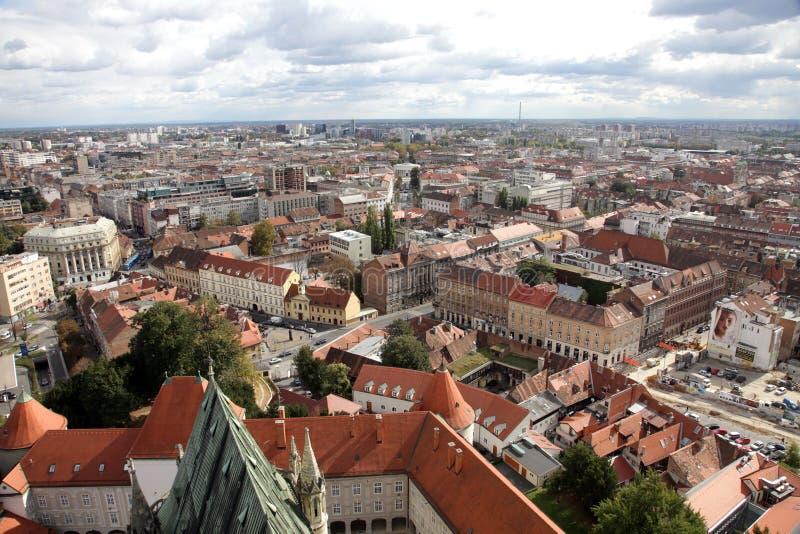 Download Zagreb, Chorwacja zdjęcie editorial. Obraz złożonej z perspektywa - 28971046
