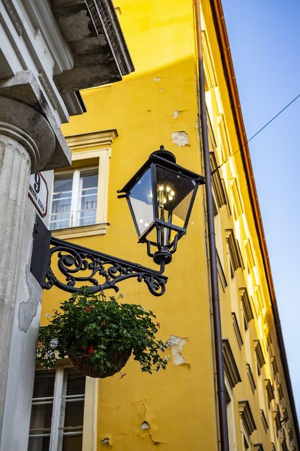 Zagreb, Chorwacja zdjęcia royalty free