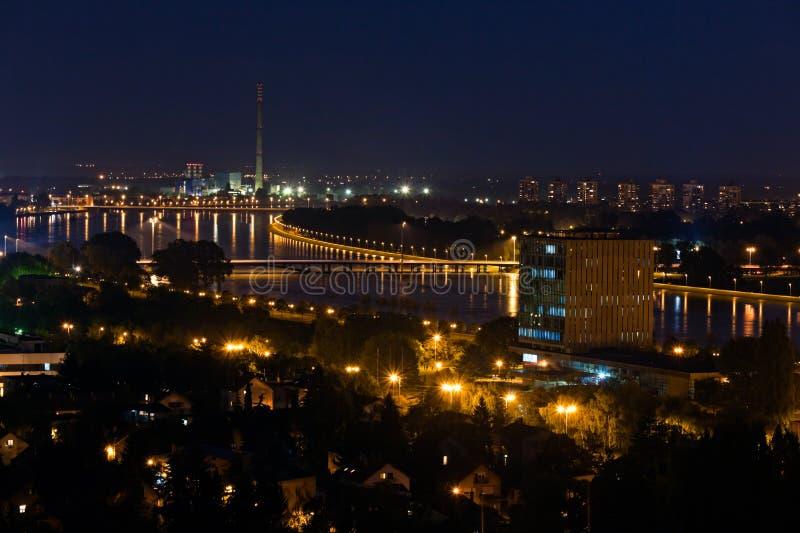 Zagreb, Croatia royalty free stock photography