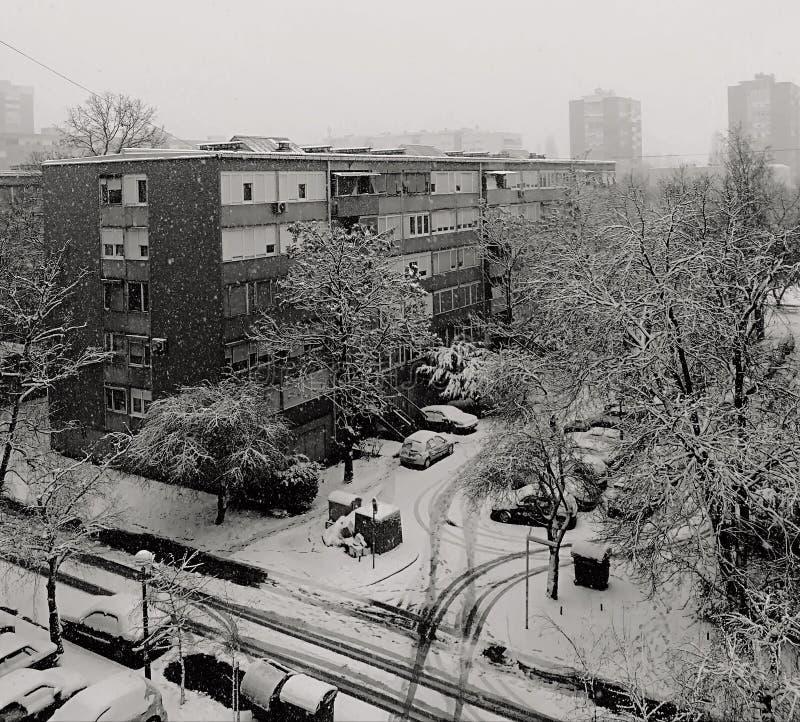 Zagreb huvudstad arkivbilder