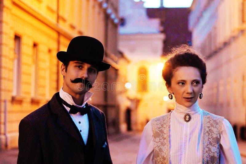 Zagreb Time Machine royalty free stock photo