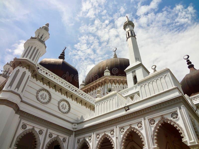 Zahir meczet - Masjid Zahir Alor gwiazda, Kedah Malezja zdjęcie royalty free