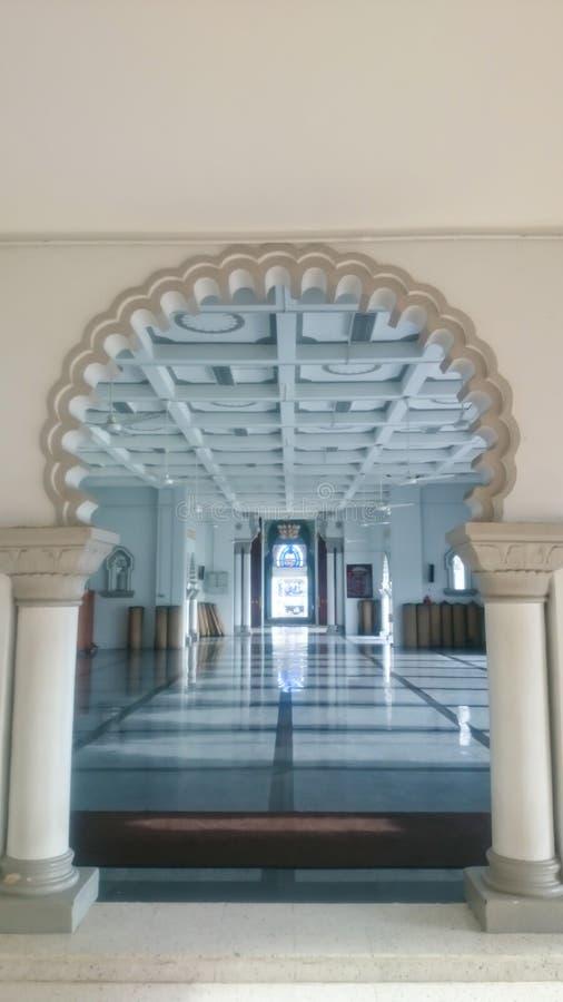 Zahir Mosque, Alor Setar fotos de stock