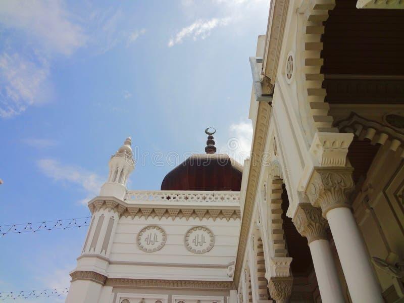 Zahir Mosque - Masjid Zahir Alor Star, Kedah Malaysia royaltyfri fotografi