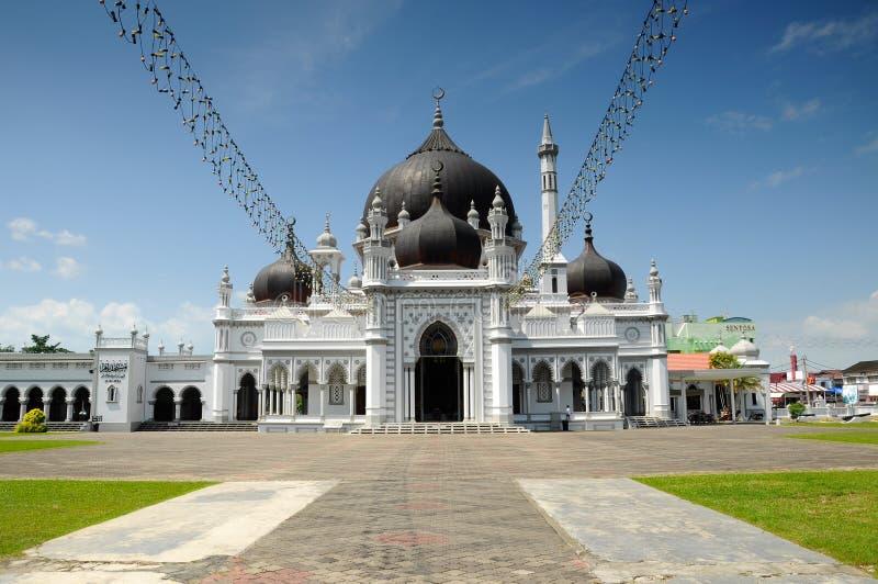 Zahir Mosque (Masjid Zahir) imagem de stock