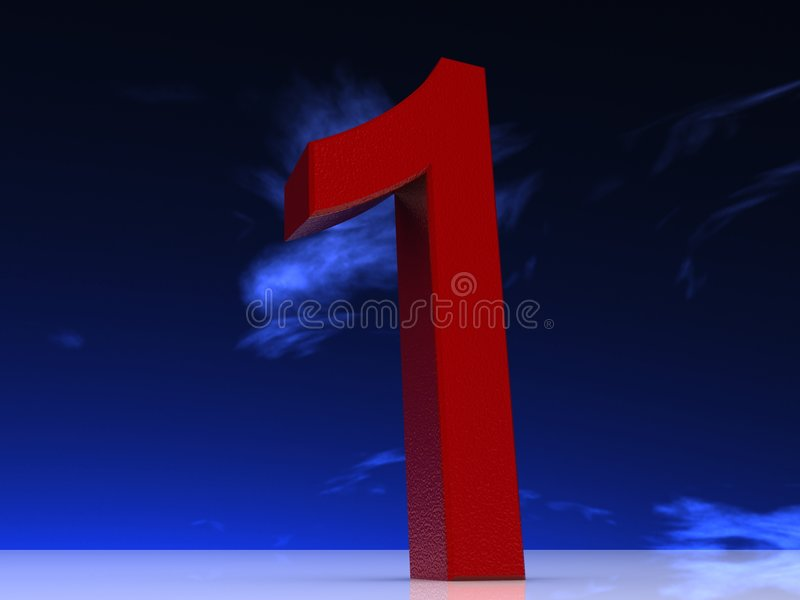 Zahl vektor abbildung