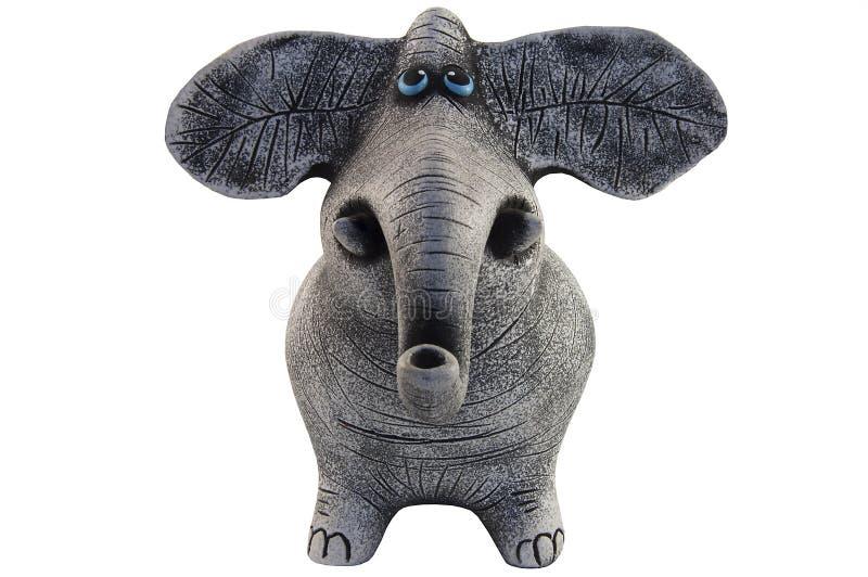 Zahl eines Elefanten lizenzfreies stockfoto