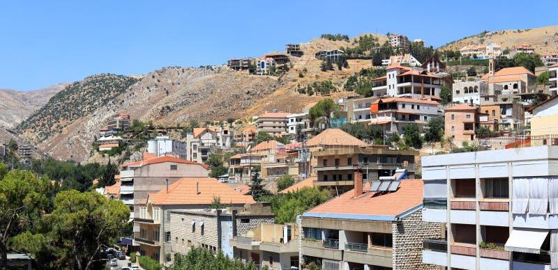 Zahle, Líbano fotos de stock