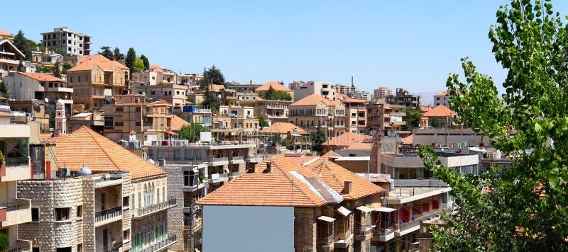 Zahle, Líbano fotos de stock royalty free