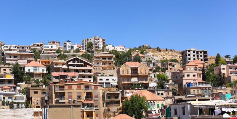 Zahle, Líbano imagens de stock royalty free