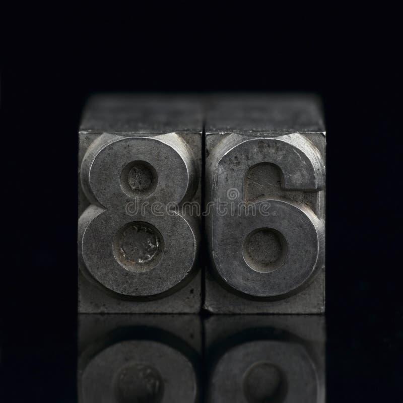 Zahlen lizenzfreie stockbilder