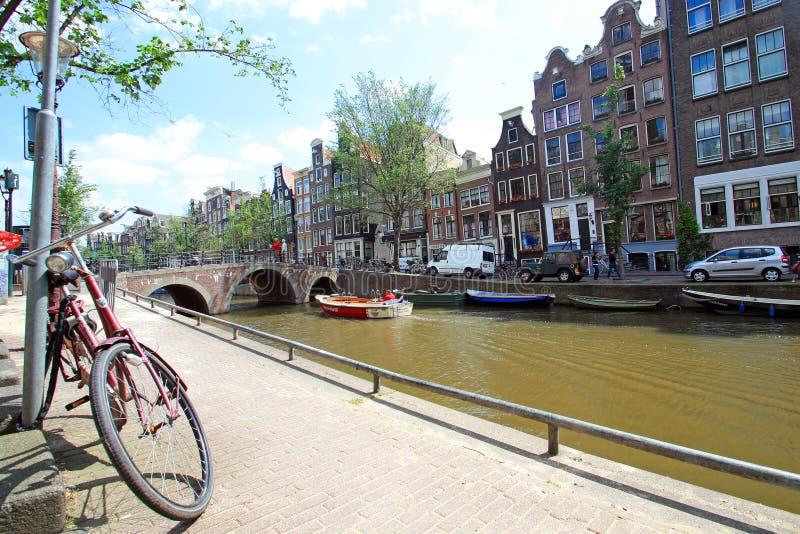 Zahlt Bas - Amsterdam stockfotos