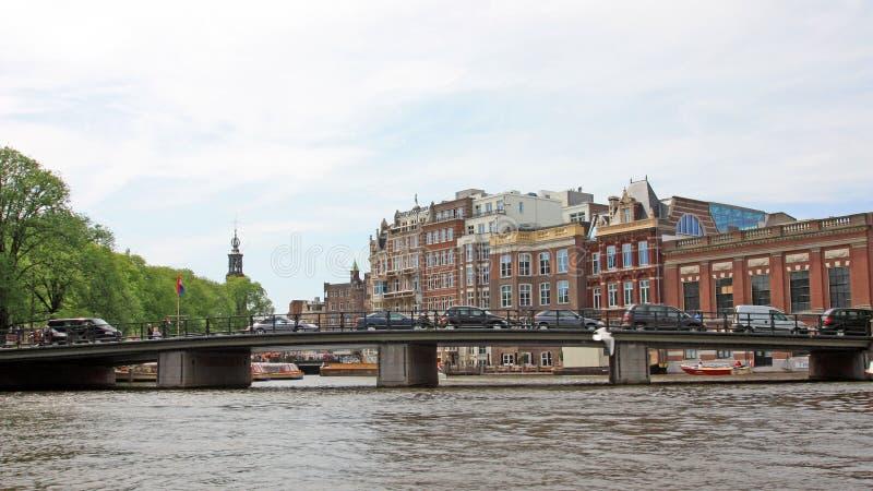 Zahlt Bas - Amsterdam lizenzfreies stockfoto