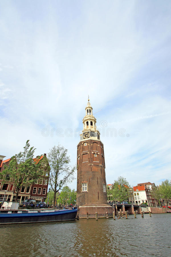 Zahlt Bas - Amsterdam lizenzfreie stockfotos