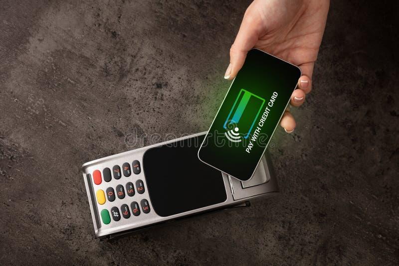 Handy Zahlung